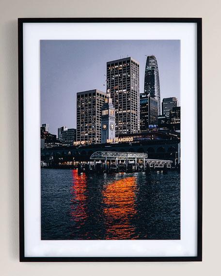 "Four Hands Art Studio ""San Fran"" Photography Print on Photo Paper"