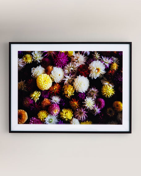 """Four Hands Art Studio """"Bunch of Flowers"""" Photography Print on Photo Paper"""