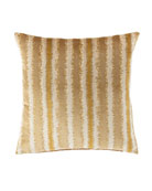 Eastern Accents Aslan Honey Knife-Edge Pillow