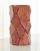Interlude Home Scarlett Vase