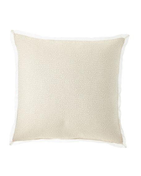 Fino Lino Linen & Lace Pertila Pillow