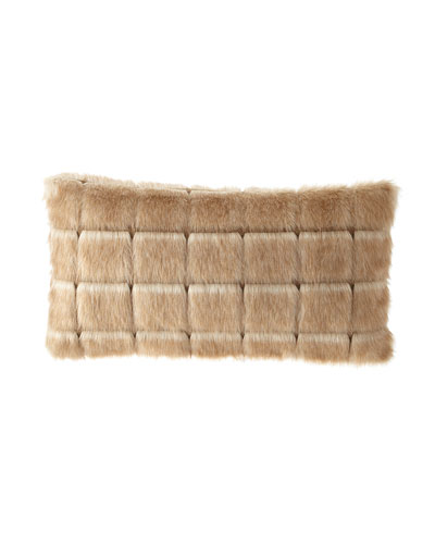 Ermin Fawn Oblong Pillow