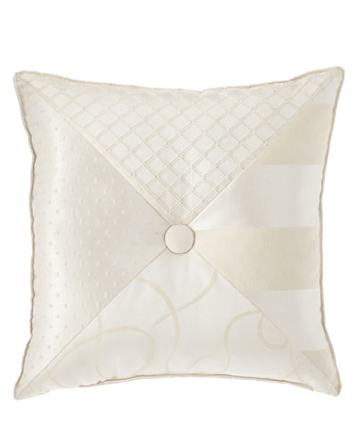 Leisure Pieced Pillow, 18