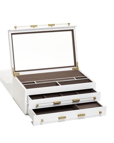 Wood Jewelry Box Neiman Marcus