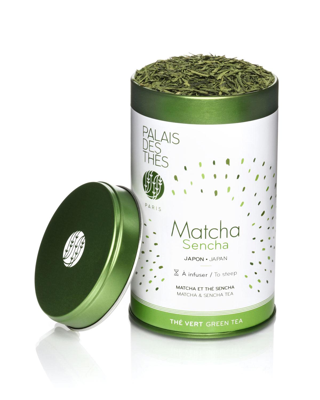 Matcha & Sencha Loose Leaf Green Tea