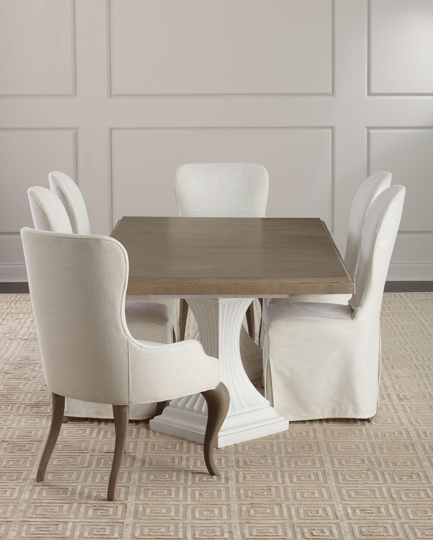Eleri Slipcover Dining Side Chair