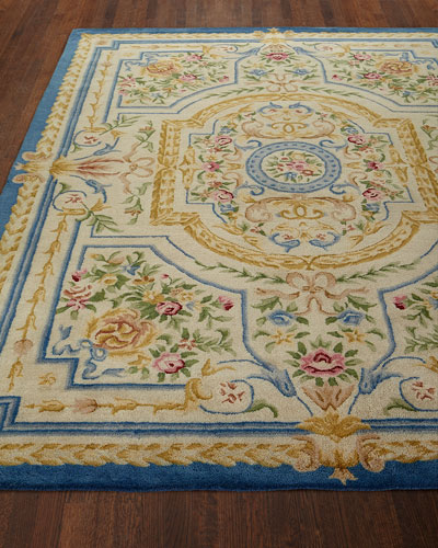 Jameson Hand-Tufted Rug, 4' x 6'