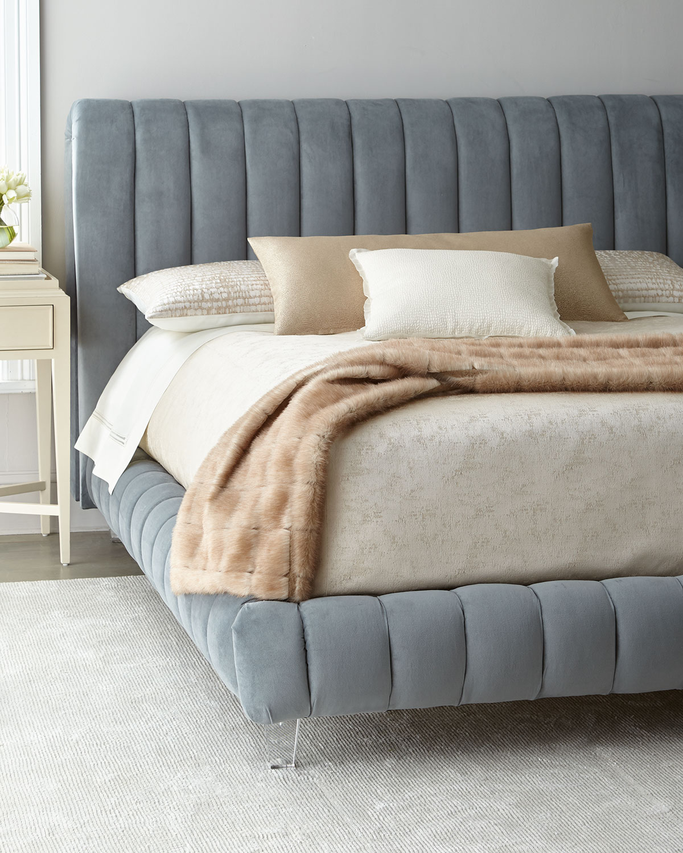 Amal ChannelTufted California King Platform Bed