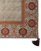 Dian Austin Couture Home Maximus Square Tablecloth with