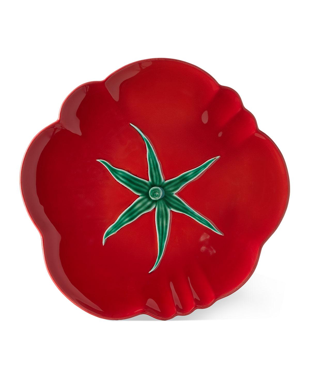 Tomato Pizza Plate, 11.5