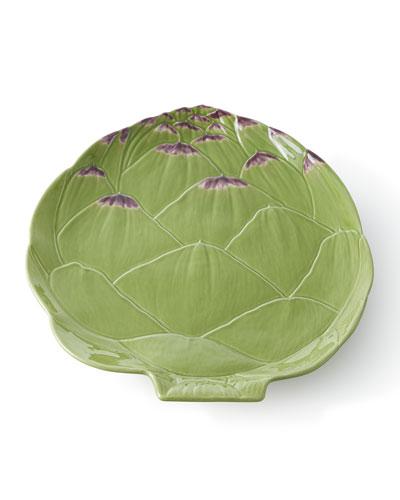 Artichoke Platter, 13.5