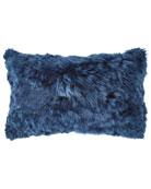 Aviva Stanoff Suri Alpaca Rectangular Pillow