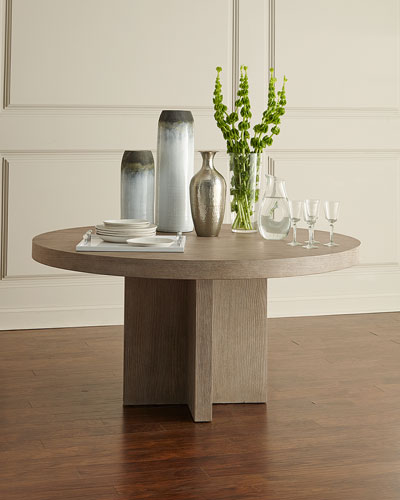 Adler Round Dining Table
