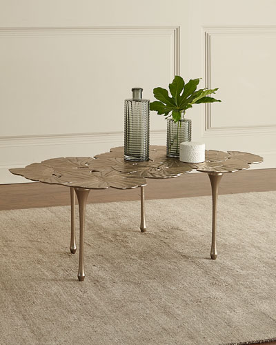 Quick Look. Bernhardt · Annabelle Gingko Leaf Coffee Table