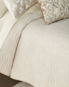 Callisto Home Taylor Wave King Quilt