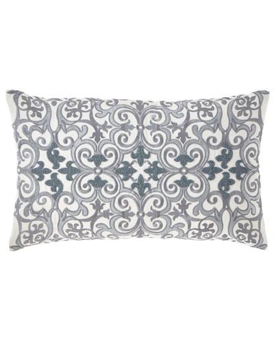 Callisto Home Embroidered Bedding Neiman Marcus Impressive Callisto Home Decorative Pillows