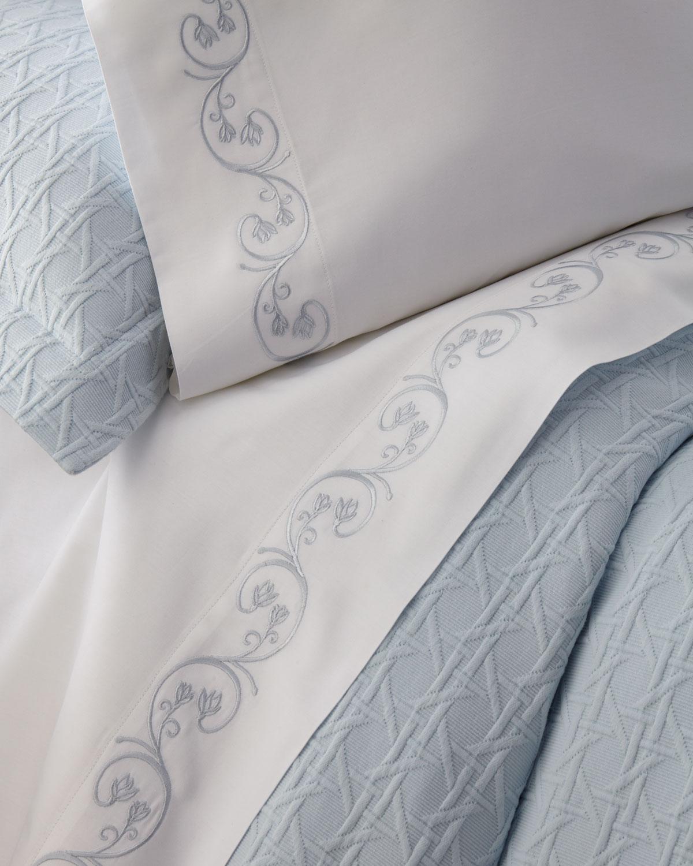 Cassy Pima Cotton Sheet Set, Twin