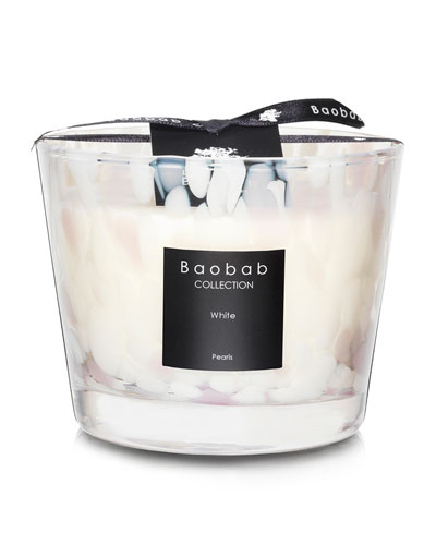 White Pearls Candle, 4