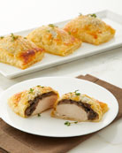 Culinaire Chicken Breast Wellingtons, Set of 4