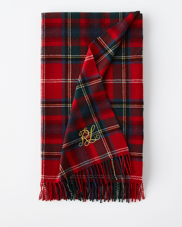 Leinster Throw Blanket