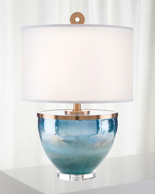 Islamorada Glass Table Lamp