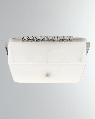 Mezan 4-Light Flush-Mount Ceiling Fixture