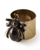 Joanna Buchanan Vintage-Inspired Bug Napkin Rings, Set of
