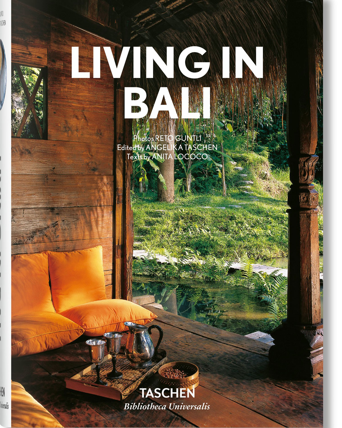 "Carved wood, secluded courtyards, and frangipani blossoms: soak up the Eastern elegance of these heavenly Indonesian interiors. Opening onto gorgeous green landscapes, majestic mountains, or beautiful coastlines, these Balinese homes exude relaxing, contemplative vibes. Unwind and refresh with this compact showcase of rustic paradises, updated with fresh, never-before-seen images. 6""W x 8""D x 2""T. Paper. Imported."