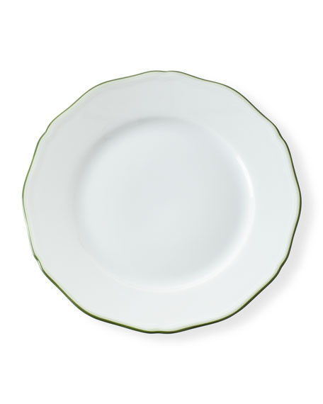 Raynaud Touraine Double Filet Dessert Plate