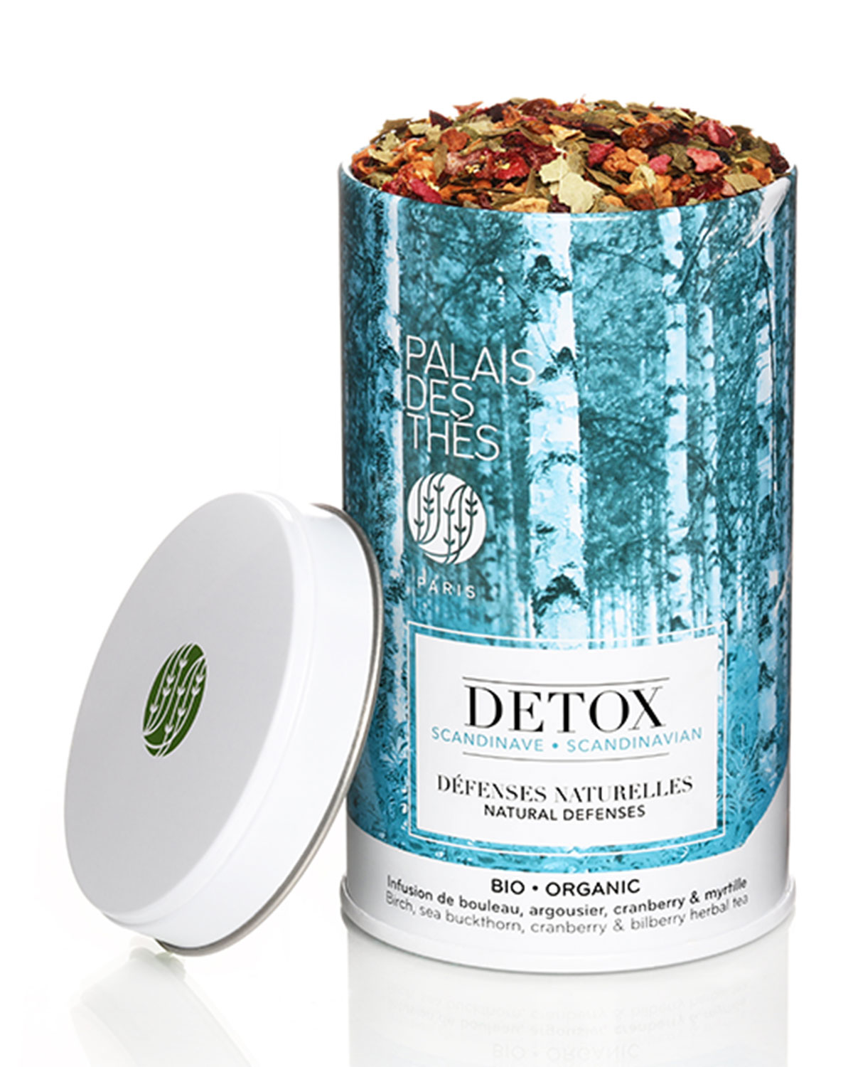Scandinavian Detox Natural Defenses Tea