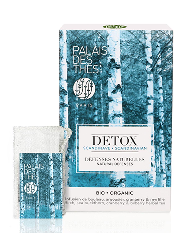 Scandinavian Detox Natural Defenses Tea Box Set