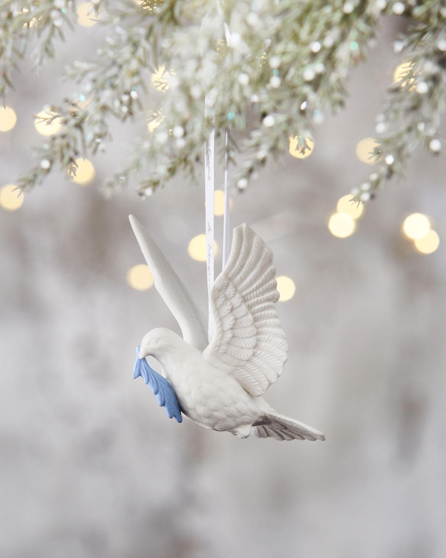 2018 Dove Ornament
