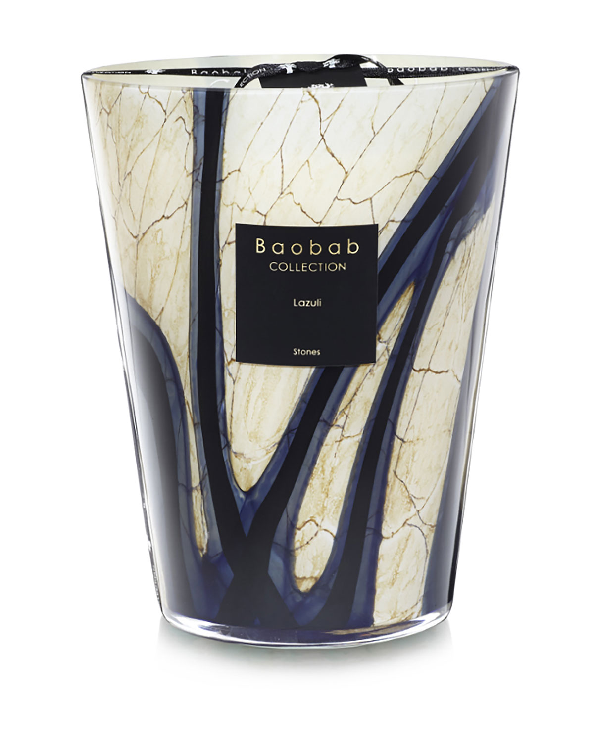 """Baobab Collection Candles STONES LAZULI CANDLE, 9.4"""""""