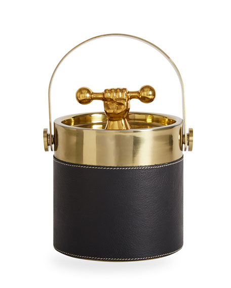 Jonathan Adler Barbell Ice Bucket