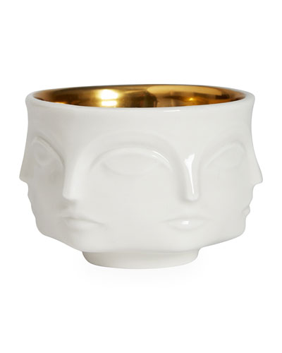 Gold Interior Muse Votive