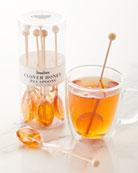 Neiman Marcus Tea Honey Spoons