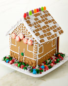 Dylan's Candy Bar Holiday 2018 Preassembled Gingerbread House