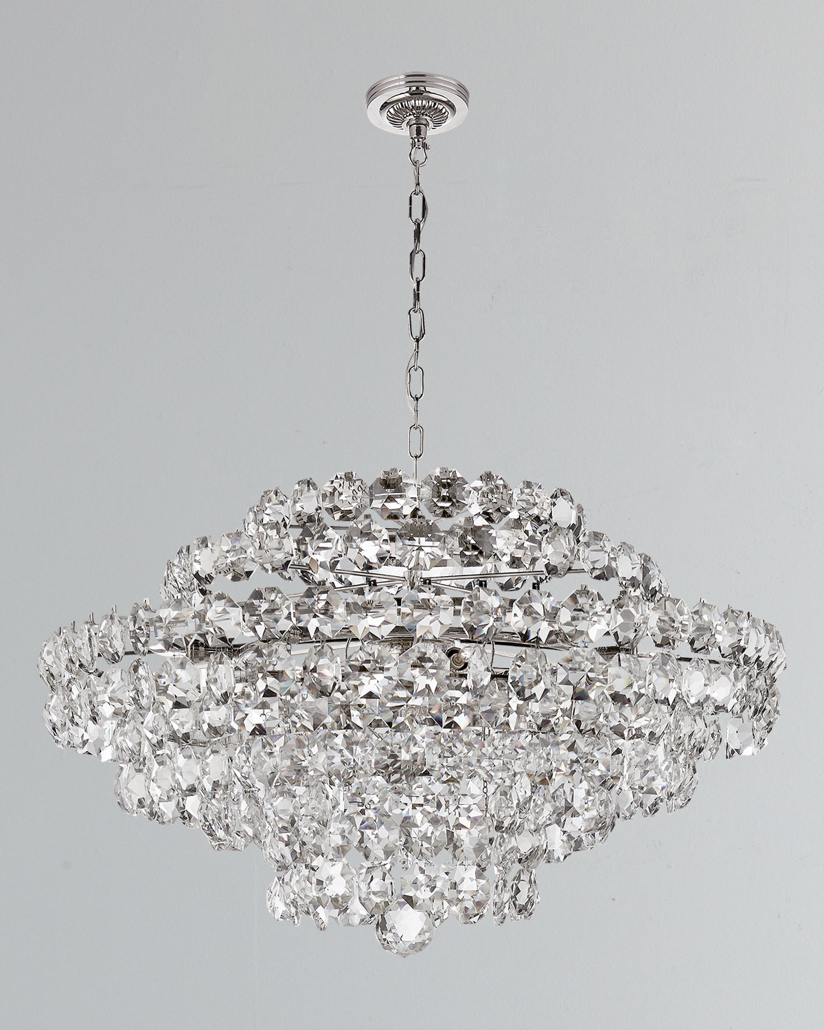 Aerin Clothing SANGER LARGE CHANDELIER