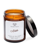 Garden State Amber Scented Soy Wax Candle