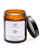 Garden State Fig Scented Soy Wax Candle