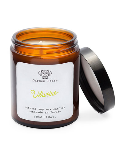 Verveine Scented Soy Wax Candle