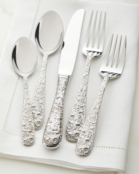Towle Silversmiths 20-Piece Contessina Flatware Set