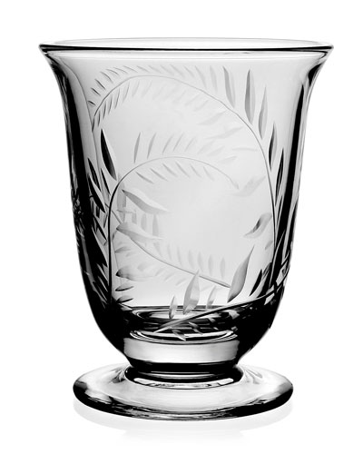 Clear Glass Vase Neiman Marcus
