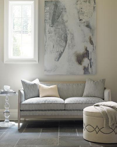 Upholstered Settee | Neiman Marcus on