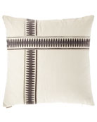 D.V. Kap Home Antibes II Pillow and Matching