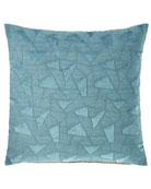 Eastern Accents Britt Lagoon Decorative Pillow