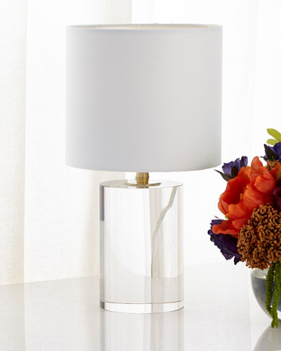 Juliet Crystal Small Table Lamp