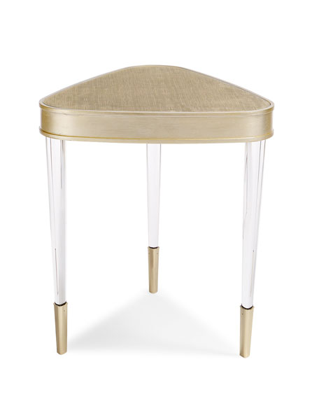 caracole Between You and Me End Table