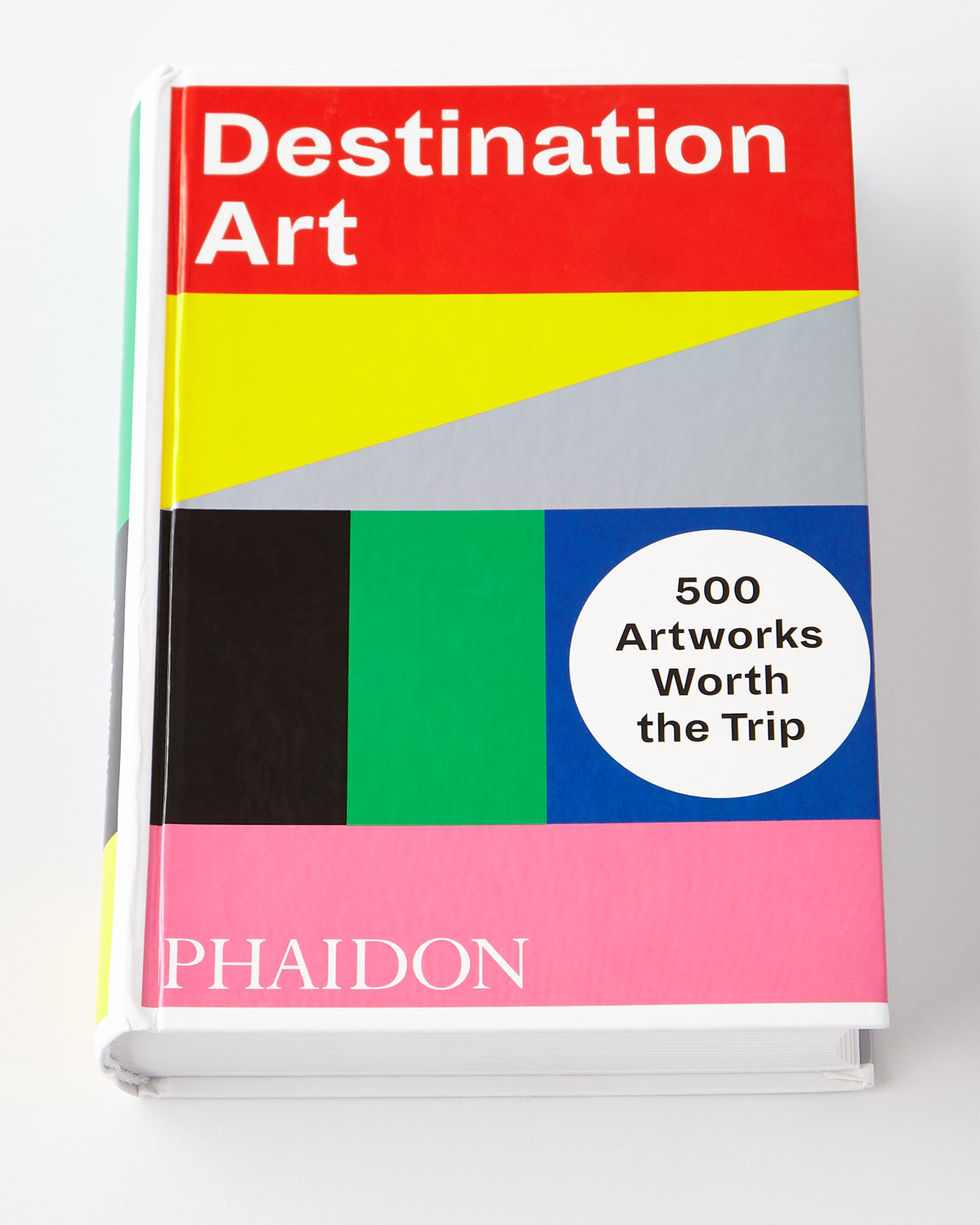 Enjoy a world tour from the comfort of your reading chair or plan a detailed and engaging art itinerary for your next trip with Destination Art, the essential guide to 500 must-see examples of permanently installed art from the last 100 years. A global guide to the 500 works of permanently installed modern and contemporary art worth traveling to experience. With the book's geographical organization and logistical details - including GPS coordinates, addresses, websites, and symbols indicatin.
