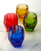 Mario Luca Giusti Rainbow Milly Glasses, Set of